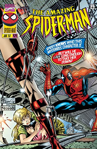 Amazing Spider-Man (1963-1998) #424