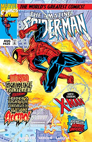 Amazing Spider-Man (1963-1998) #425