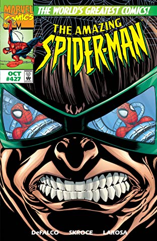 Amazing Spider-Man (1963-1998) #427