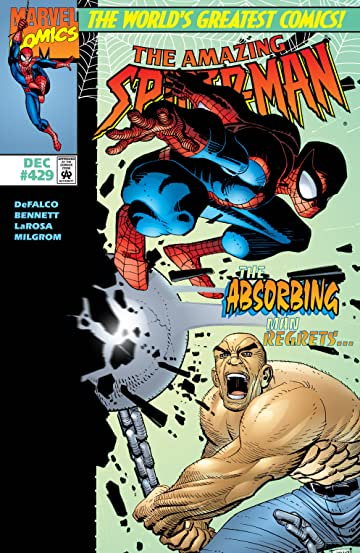 Amazing Spider-Man (1963-1998) #429
