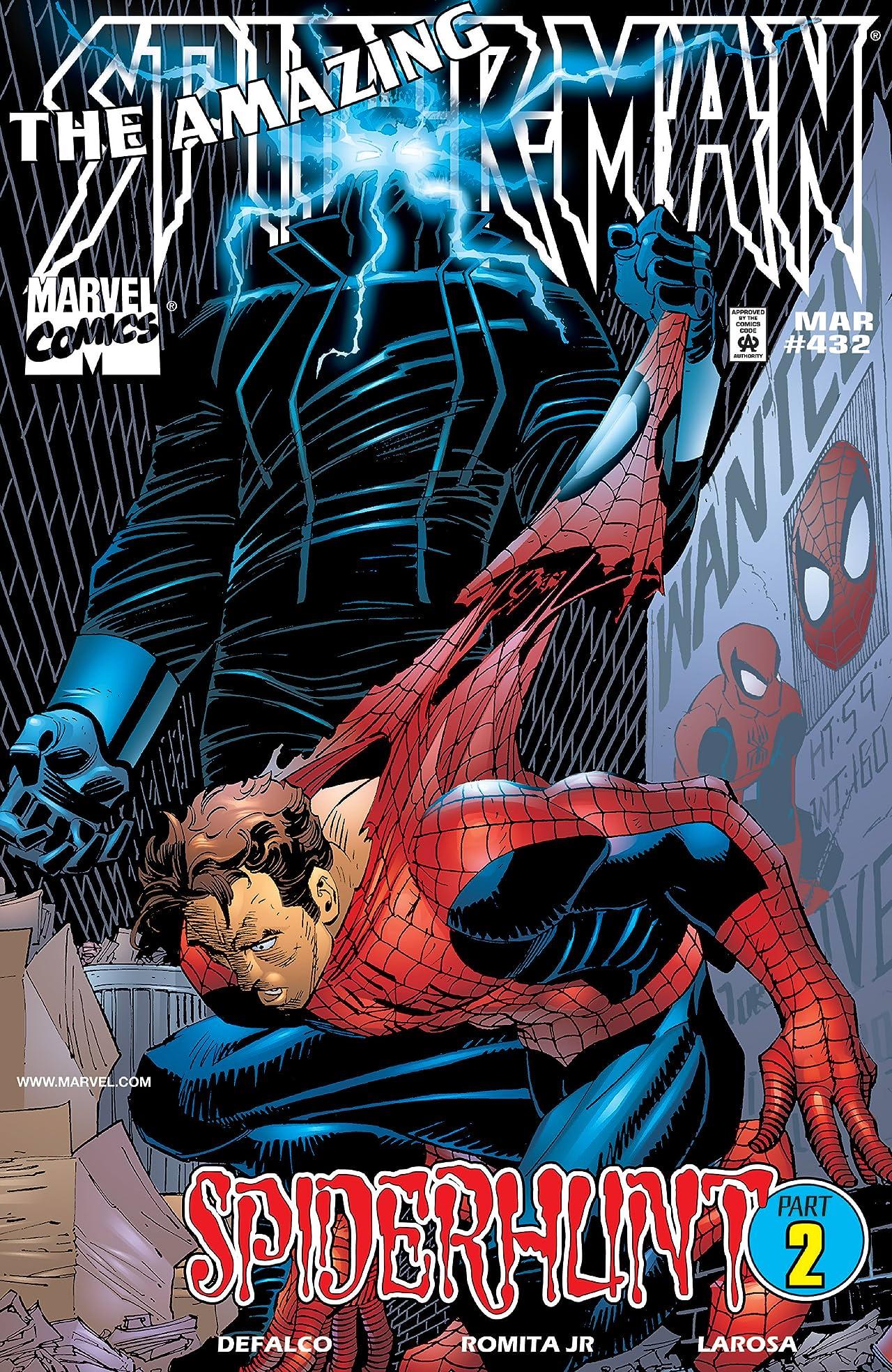 Amazing Spider-Man (1963-1998) #432