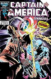Captain America (1968-1996) Annual #8