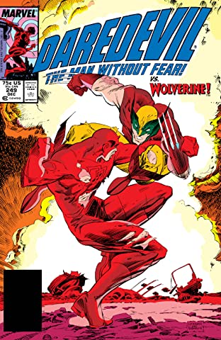 Daredevil (1964-1998) No.249