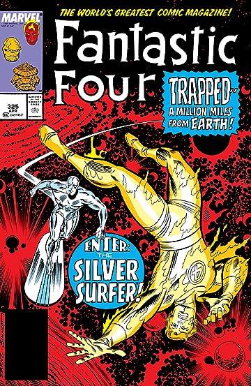 Fantastic Four (1961-1998) #325