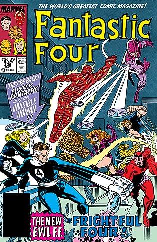 Fantastic Four (1961-1998) #326