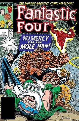 Fantastic Four (1961-1998) #329