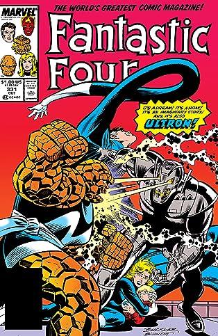 Fantastic Four (1961-1998) #331