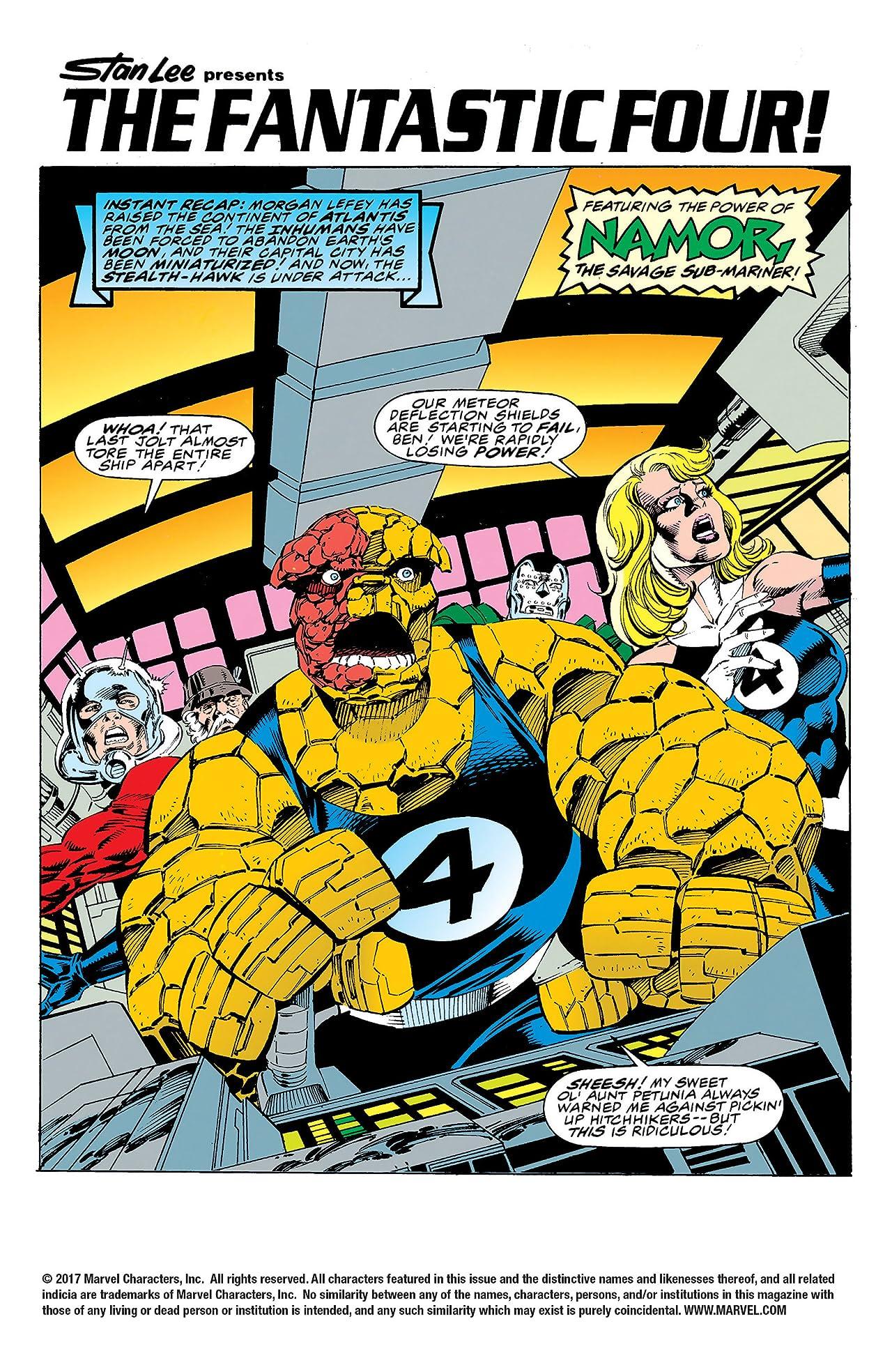 Fantastic Four (1961-1998) #402