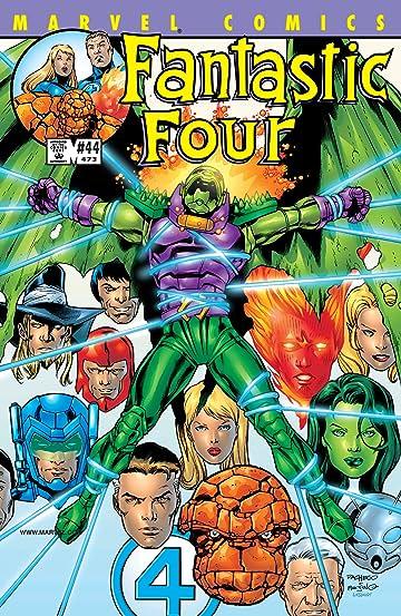 Fantastic Four (1998-2012) #44