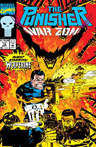 The Punisher: War Zone (1992-1995) #19