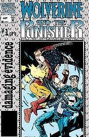 Wolverine/Punisher: Damaging Evidence (1993) #1 (of 3)