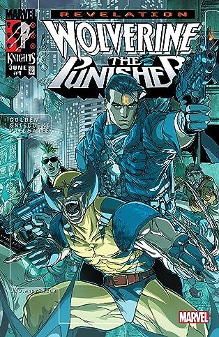 Wolverine/Punisher: Revelation (1999) #1 (of 4)