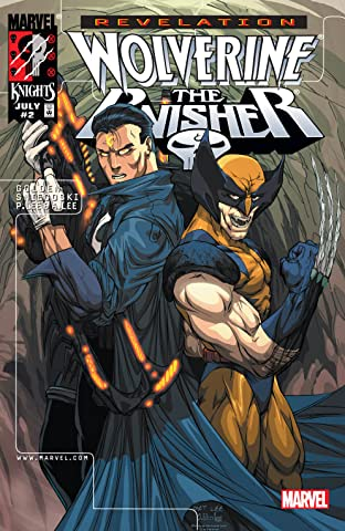 Wolverine/Punisher: Revelation (1999) #2 (of 4)