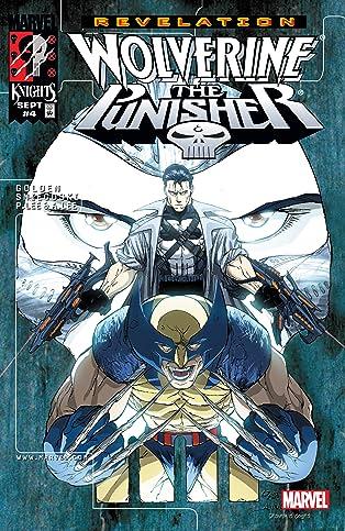 Wolverine/Punisher: Revelation (1999) #4 (of 4)