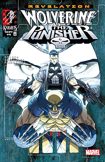 Wolverine/Punisher: Revelation (1999) #4 (of 4)