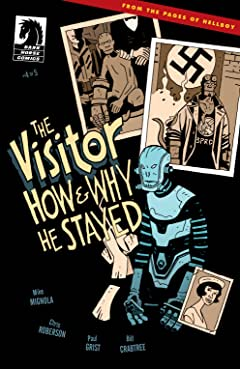 The Visitor: How and Why He Stayed #4