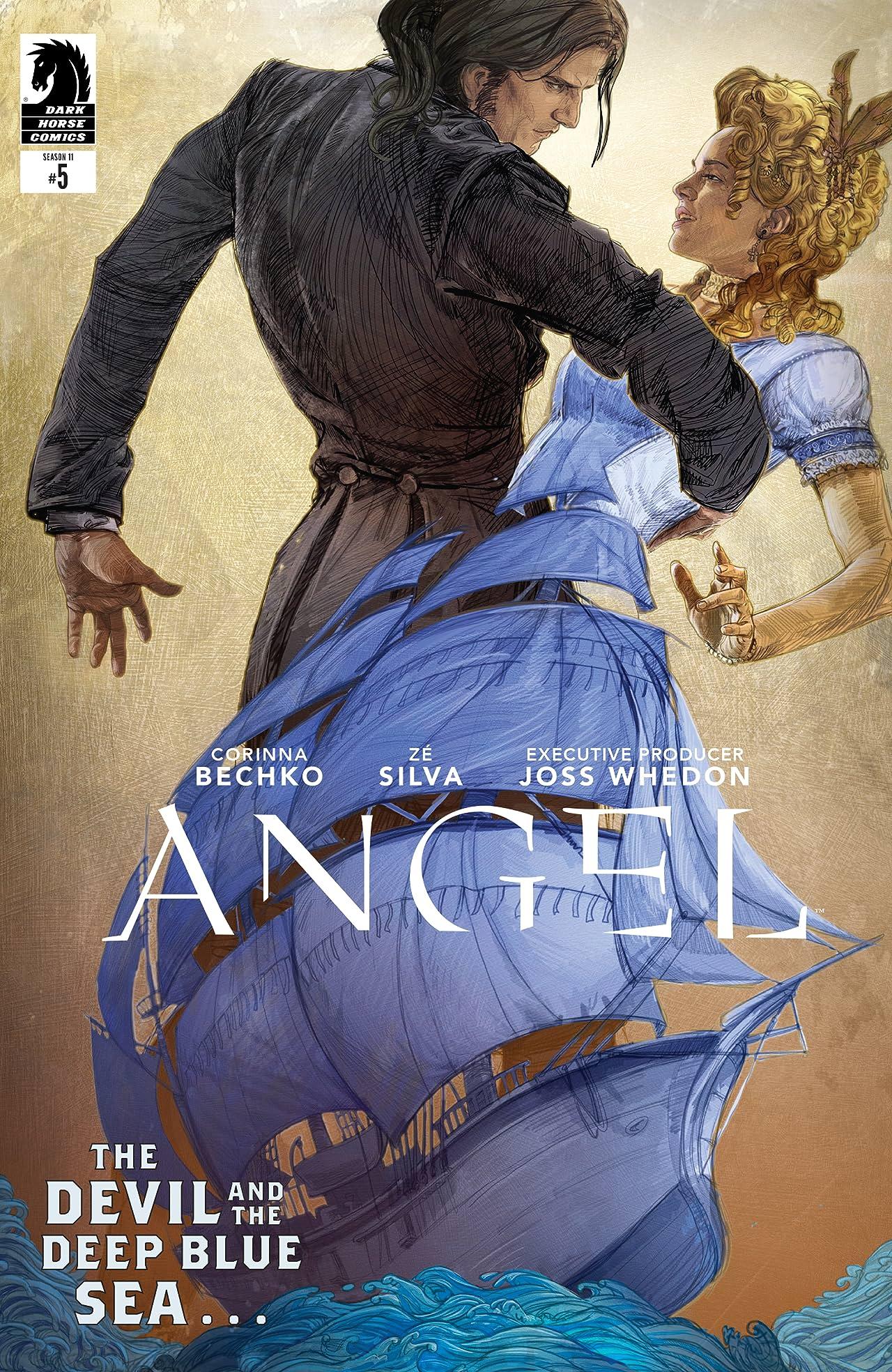 Angel: Season 11 #5