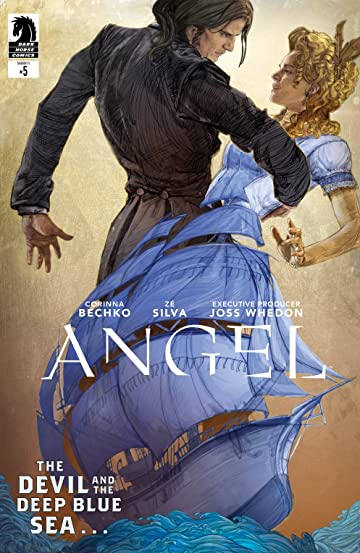 Angel: Season 11 #5
