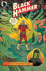 Black Hammer No.9