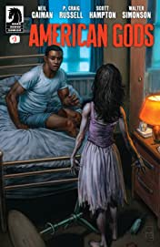 American Gods: Shadows No.3
