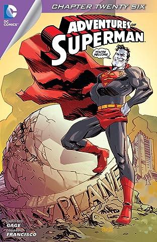 Adventures of Superman (2013-2014) #26