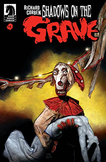 Shadows on the Grave #4