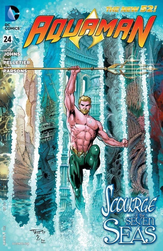 Aquaman (2011-) #24