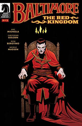 Baltimore: The Red Kingdom #4