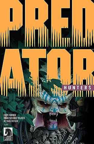 Predator: Hunters No.1