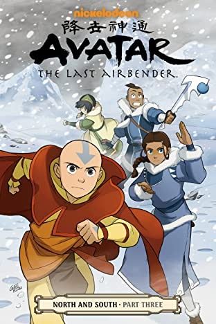 Avatar: The Last Airbender--North and South: Part 3