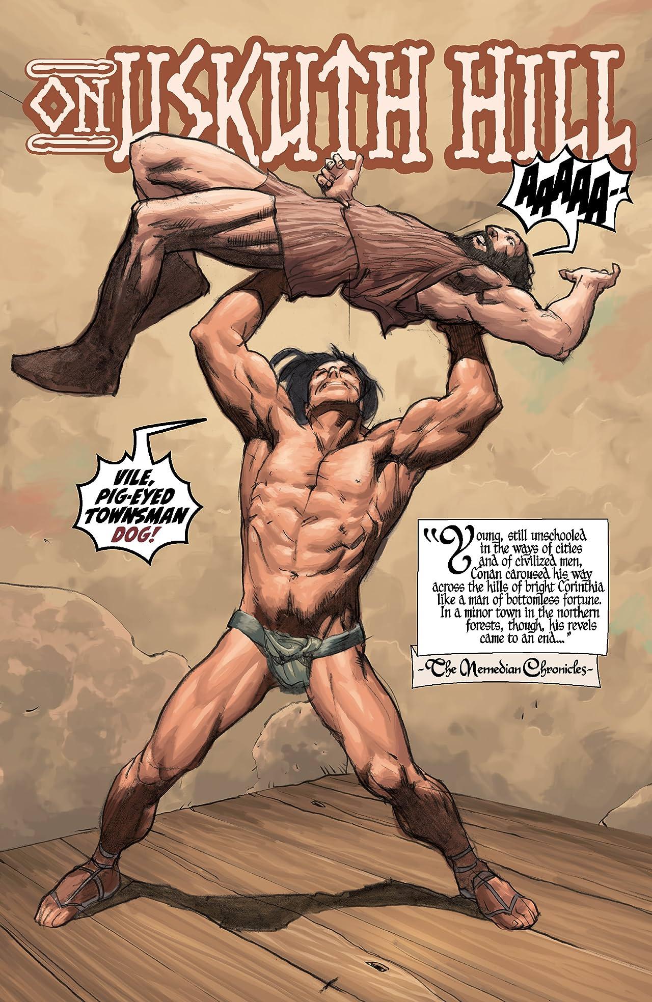 Conan Omnibus Vol. 2: City of Thieves