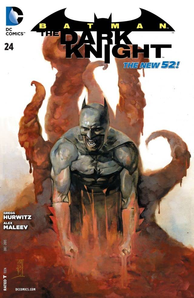 Batman: The Dark Knight (2011-2014) #24