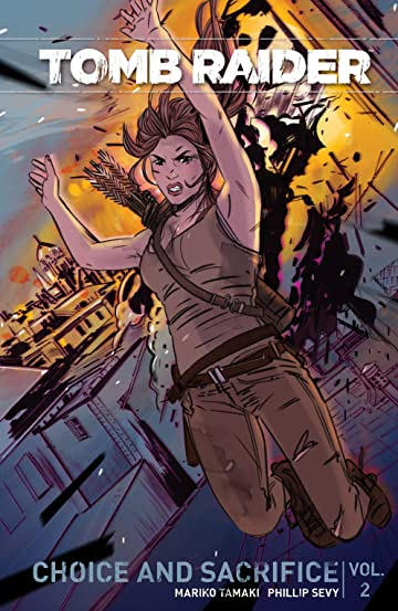 Tomb Raider (2016) Tome 2: Choice and Sacrifice