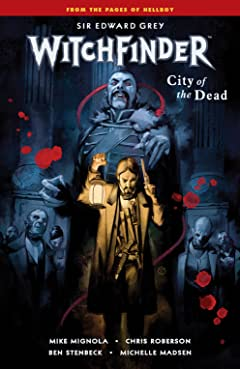 Witchfinder Tome 4: City of the Dead