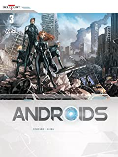 Androids Vol. 3: Invasion