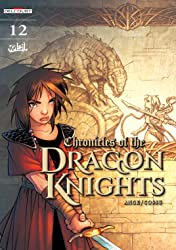 Chronicles Of The Dragon Knights Vol. 12: Ellys