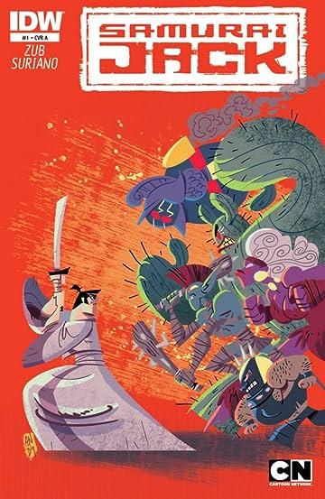 Samurai Jack #1