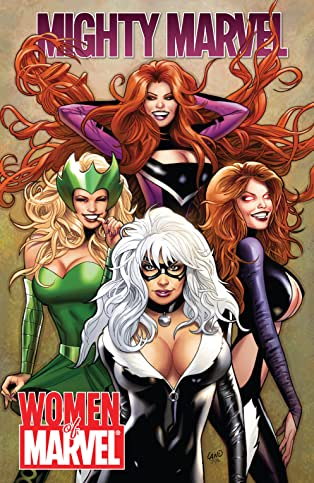 Mighty Marvel: Women of Marvel