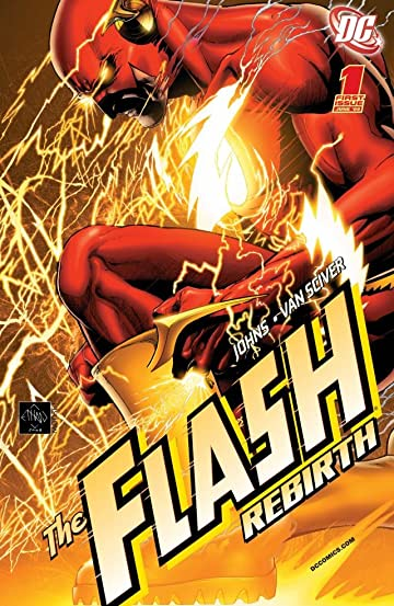 The Flash: Rebirth (2009-2010) #1 (of 6)