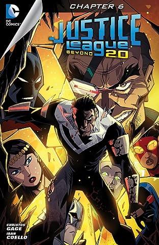 Justice League Beyond 2.0 (2013-2014) No.6