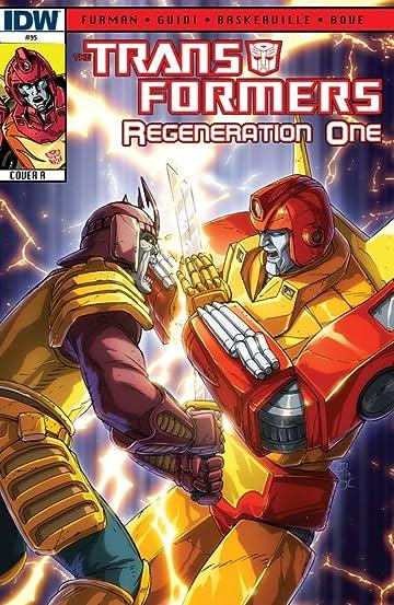 Transformers: Regeneration One #95