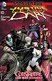 Justice League Dark (2011-2015) #24