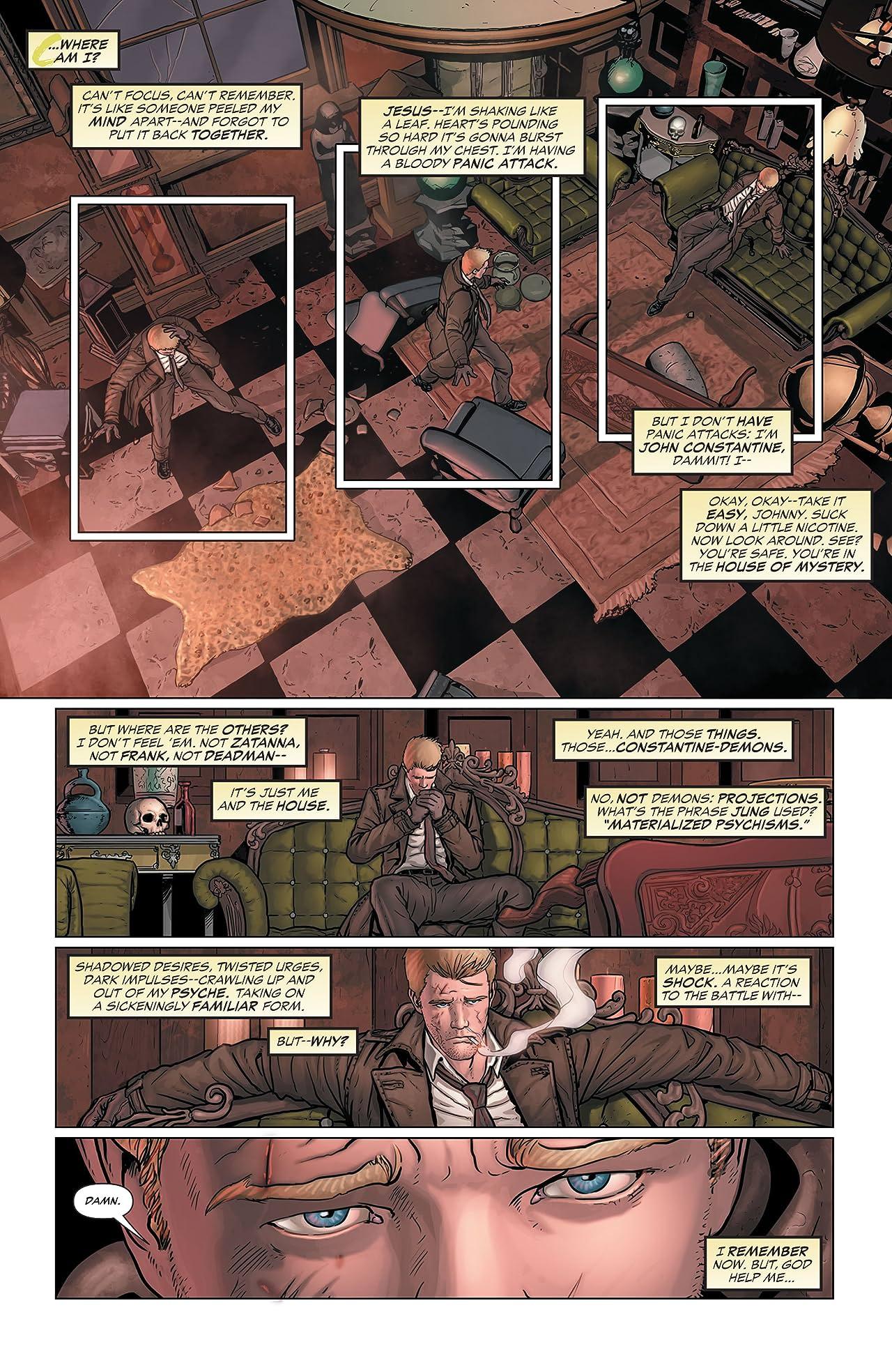 Justice League Dark (2011-2015) #24
