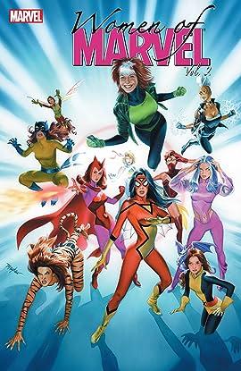 Women of Marvel Vol. 2