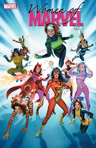 Women of Marvel Vol. 2