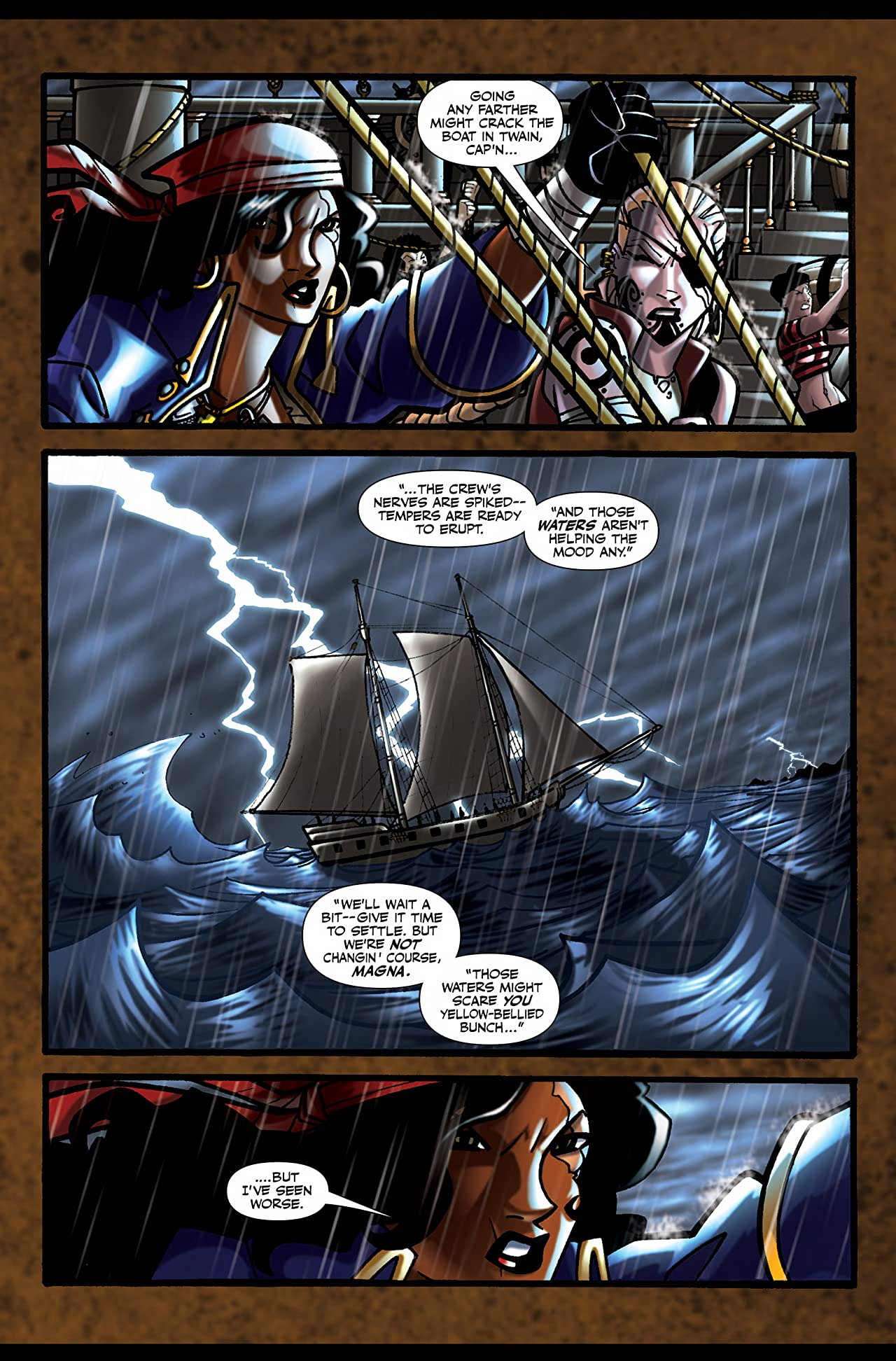 The Blackbeard Legacy Vol. 2 #1