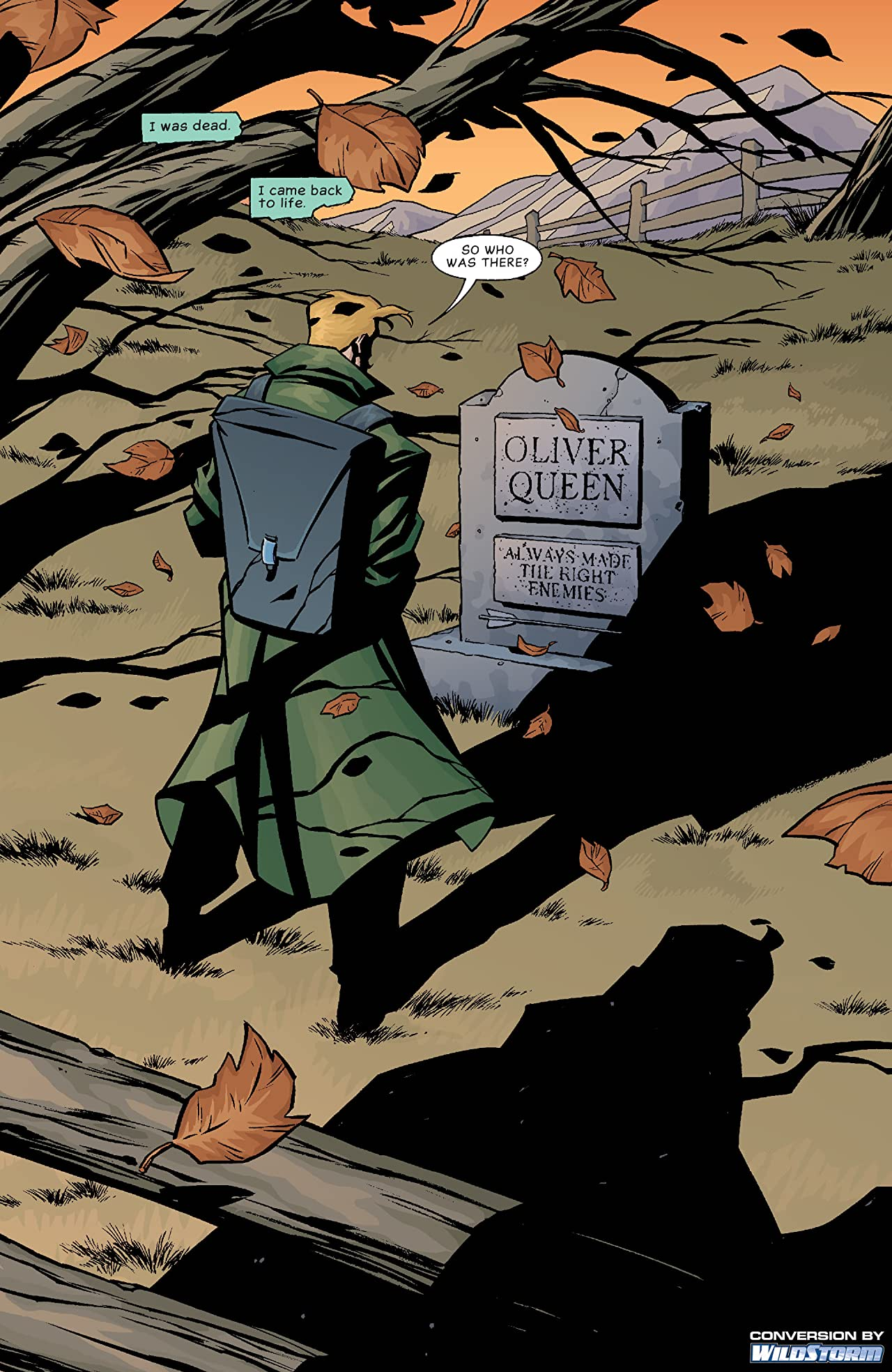 Green Arrow (2001-2007) #16