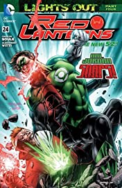 Red Lanterns (2011-2015) #24