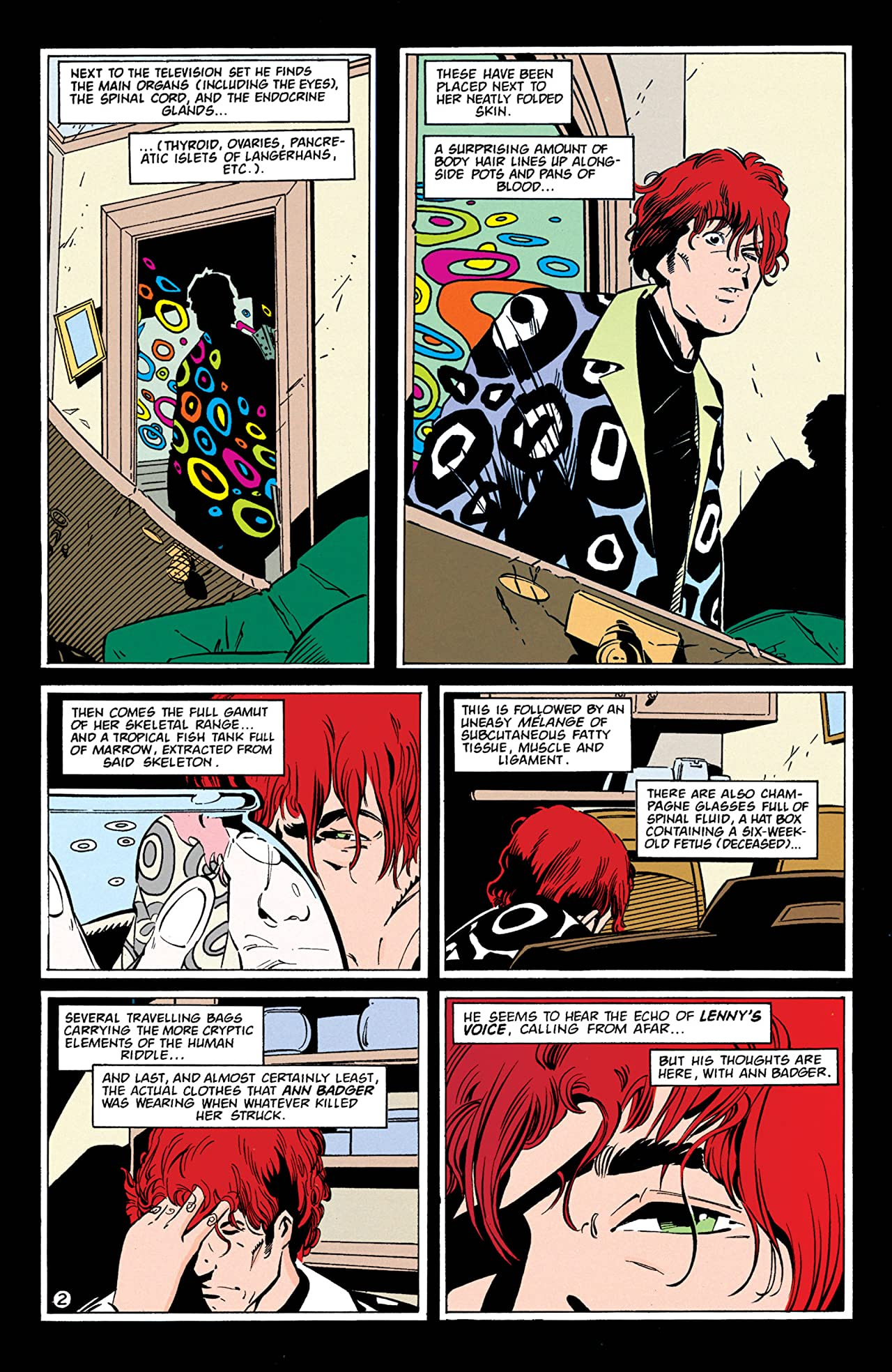 Shade, the Changing Man (1990-1996) #59