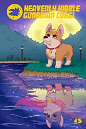 Heavenly Kibble Guardian Corgi #3